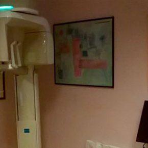 Radiologia digitale con l'Ortopantomografo